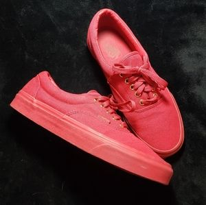VANS Authentic Canvas Red